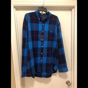 Other - Blue Plaid Buttondown